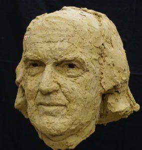 portret keramisch portret