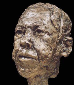 portret man