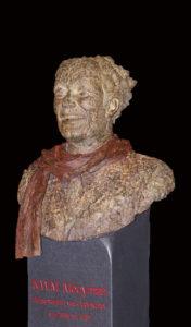 Mooyman borstbeeld