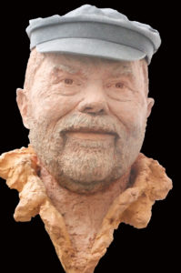 Roy Greve in keramiek