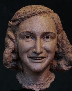 Anne Frank in keramiek
