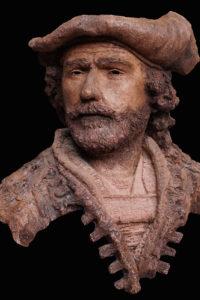 Rembrandt als generaal