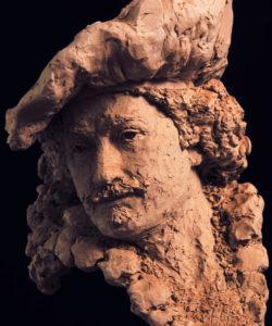 kop van Rembrandt