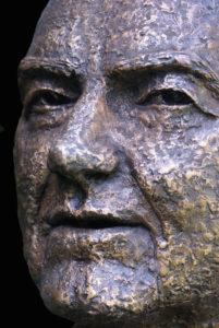 borstbeeld Nw. Balinge