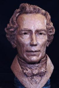 J. H. Thorbecke portretkop