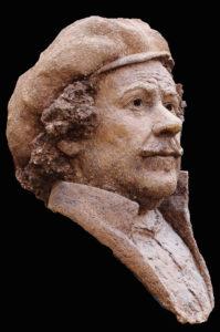 Rembrandt kop
